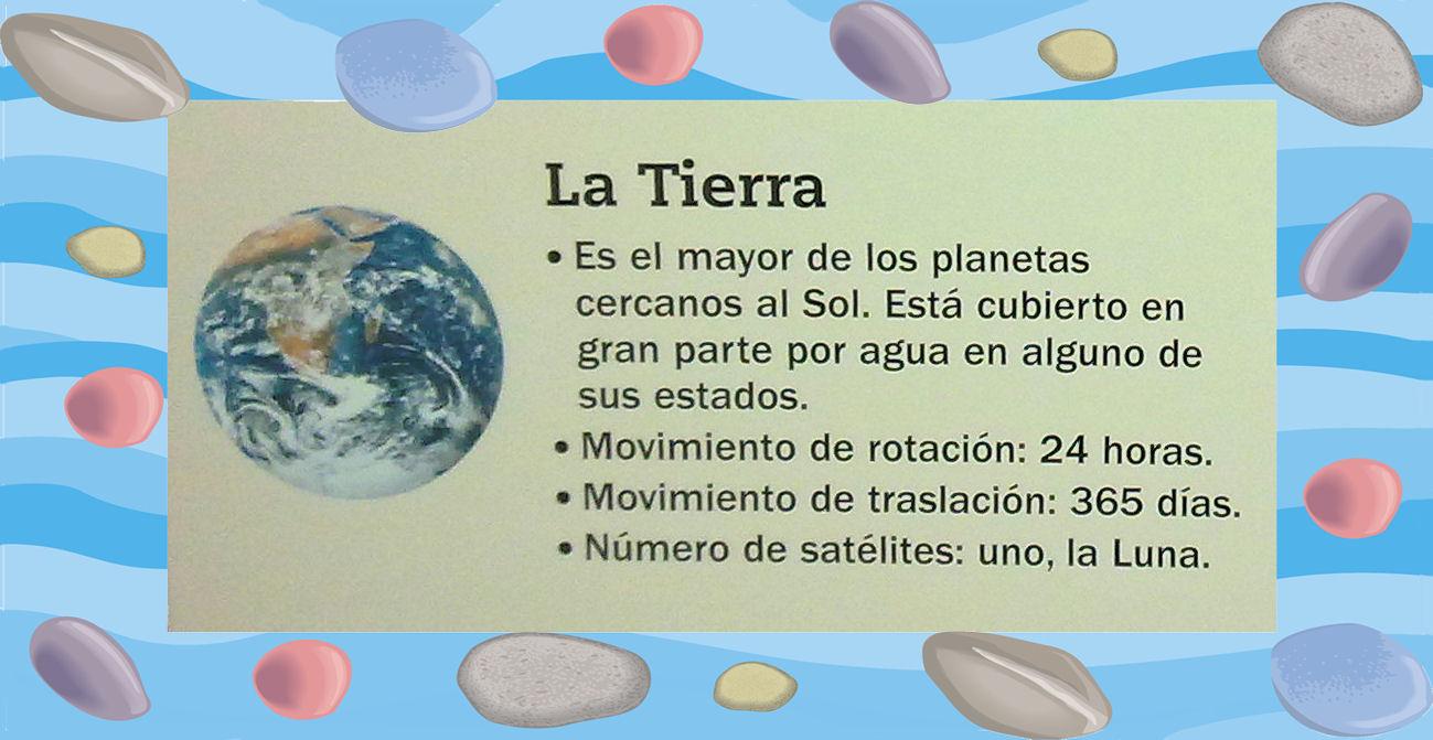 Viajemos por el universo los planetas for Informacion sobre los arquitectos