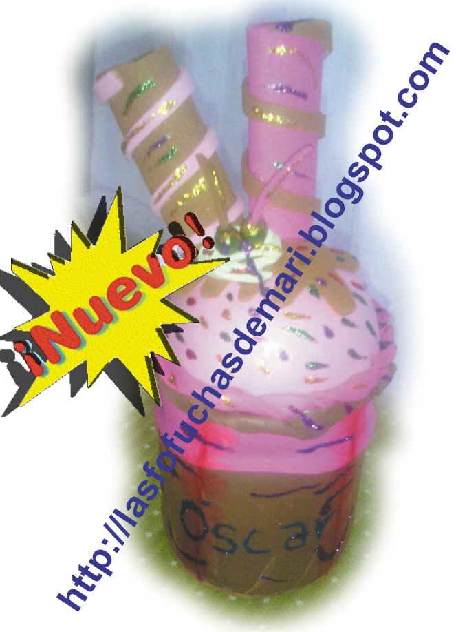 Fofu CupCake