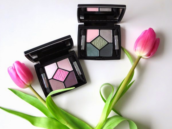 Dior 5 Couleurs Kingdom of Colours eyeshadow palettes