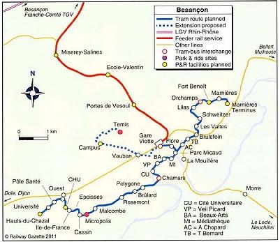Besançon France