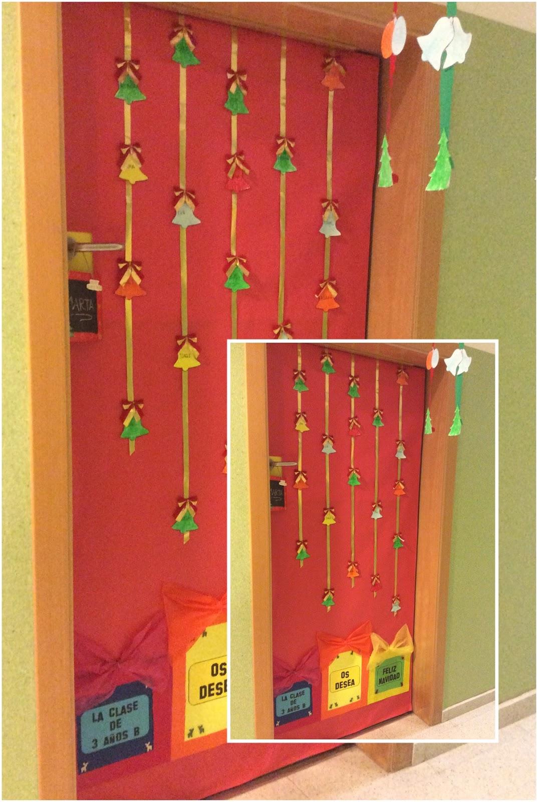 C e i p ntra sra natividad decoraci n de puertas for Decoracion puerta aula infantil