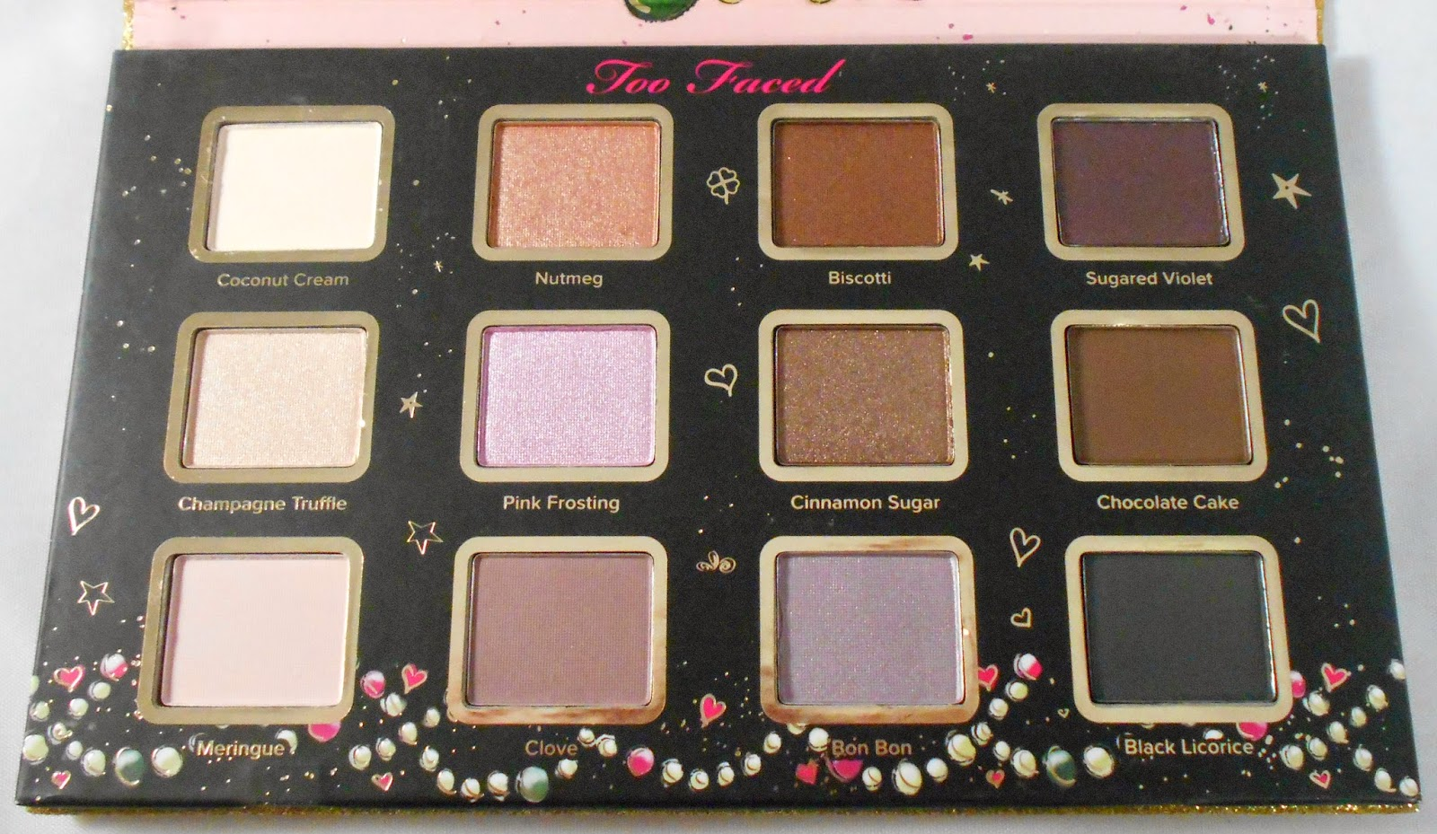 Too Faced Sugar & Spice Eyeshadow Palette! (Holiday 2014!)