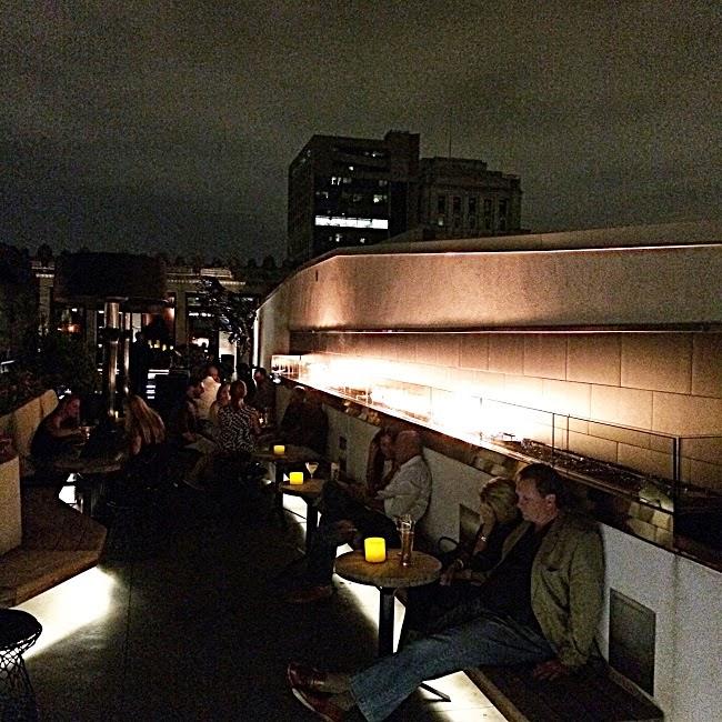 stratus night club, hotel monaco