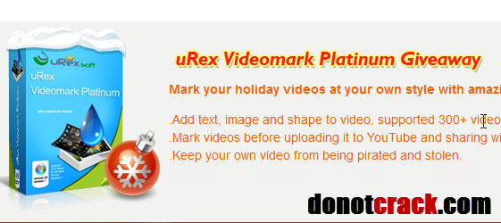 uRex Videomark Platinum 2076D8CABF47F3D1CBB9