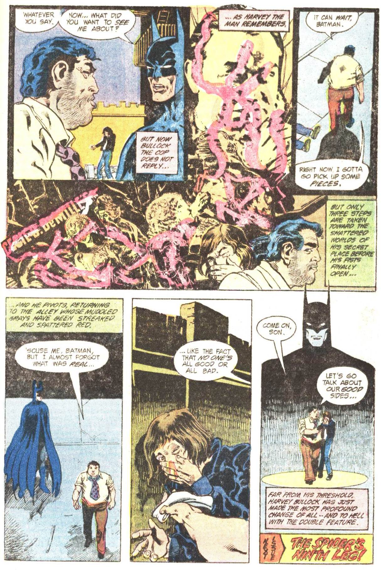 Detective Comics (1937) Issue #549 Page 18