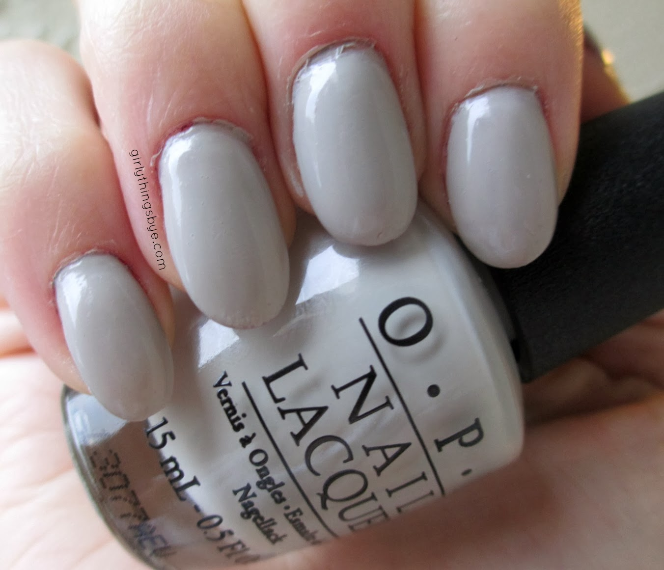 Manicure Monday: OPI Polishes in Target\'s $1 Section (priced at $4 ...