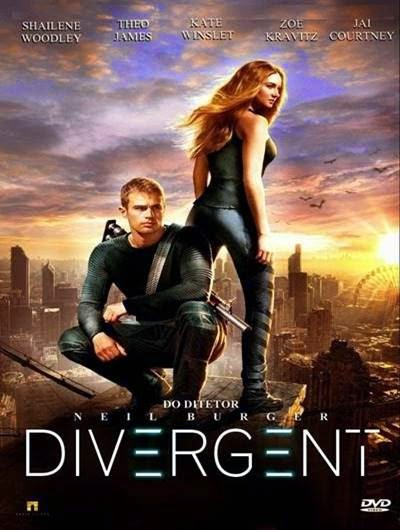 Divergente AVI BDRip + Legenda
