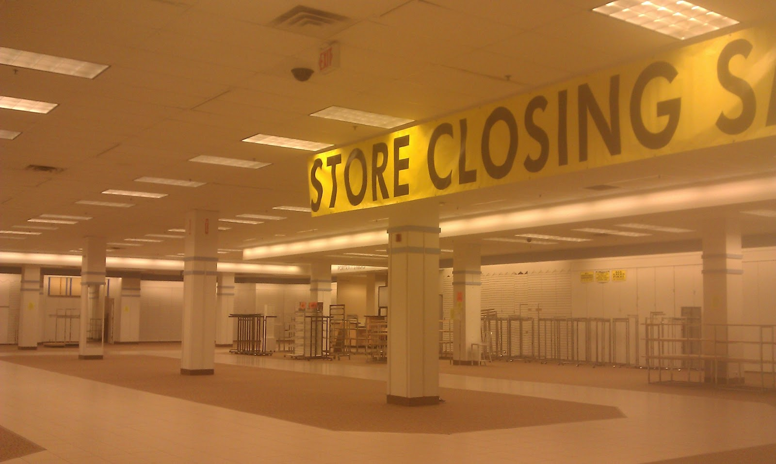 Sears Park City Closing