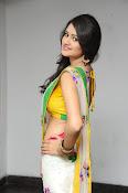 Kushi glamorous saree photos-thumbnail-5