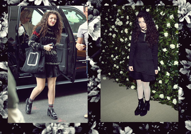 Lorde Fashion StyleLorde Fashion Style