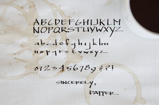 Handwriting Calligraphy