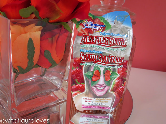 Montagne Jeunesse 7th Heaven Strawberry Souffle Face Mask Review