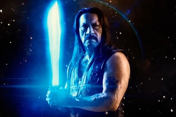 MACHETE KILLS AGAIN... IN SPACE: TRAILER SUBTITULADO