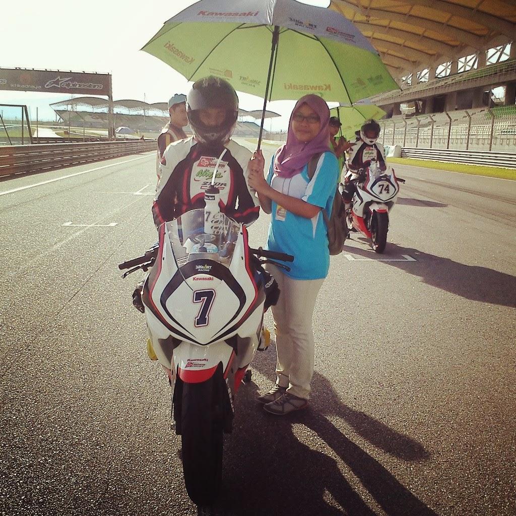 Syarifah Syufina Official Blog :: Aku dan Kamu, Cerita Kita Bersama