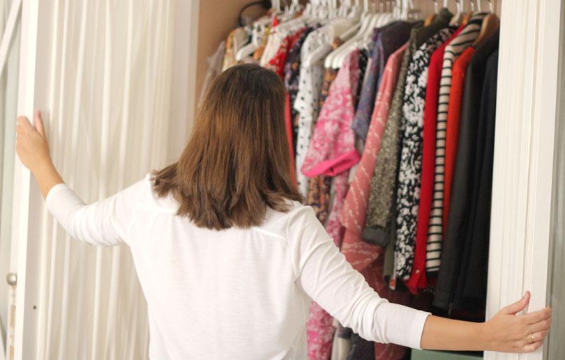 claves para hacer cambio de temporada en tu armario