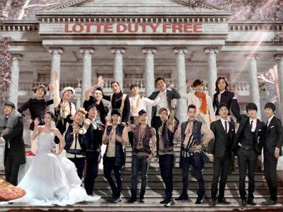 Hyun Bin, JYJ, Big Bang, Choi Ji Woo, Song Seung Hun, 2PM, Jang Geuk Suk, e Kim Hyun Joong