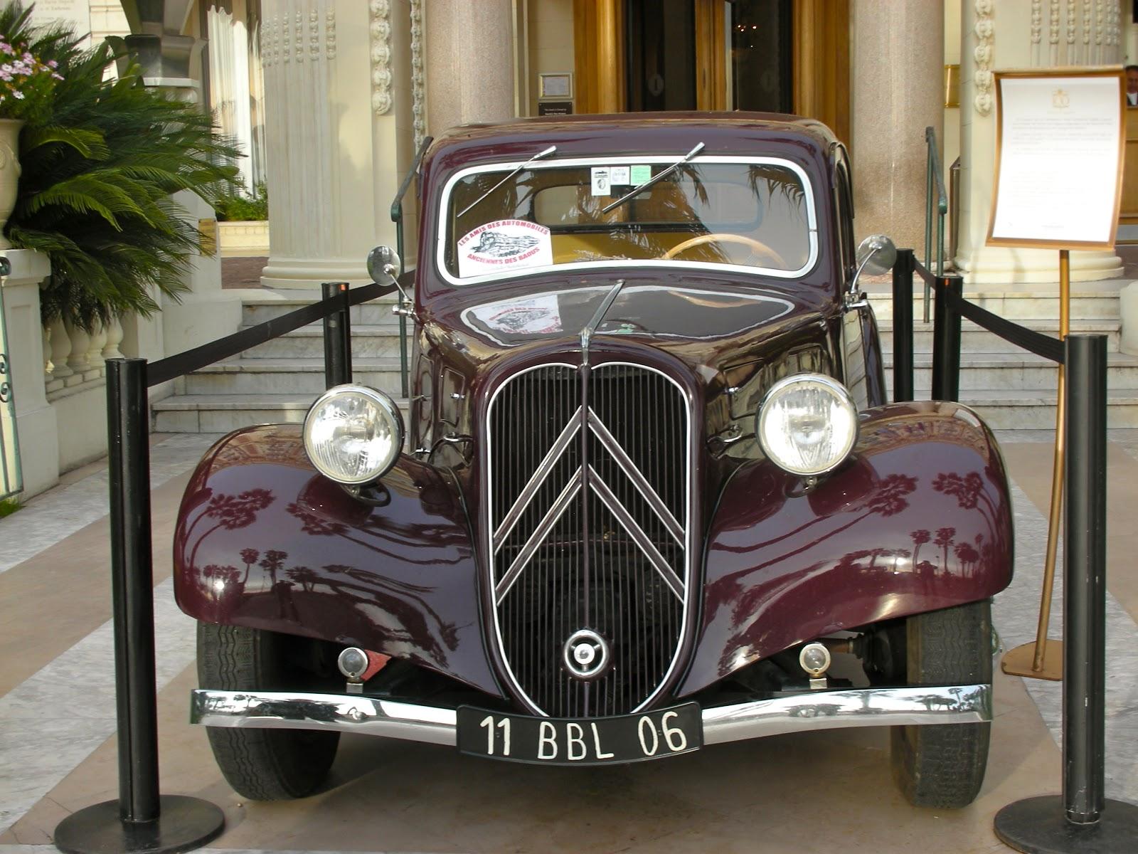 La c te d 39 azur les vieilles voitures - Vieille voiture decapotable ...
