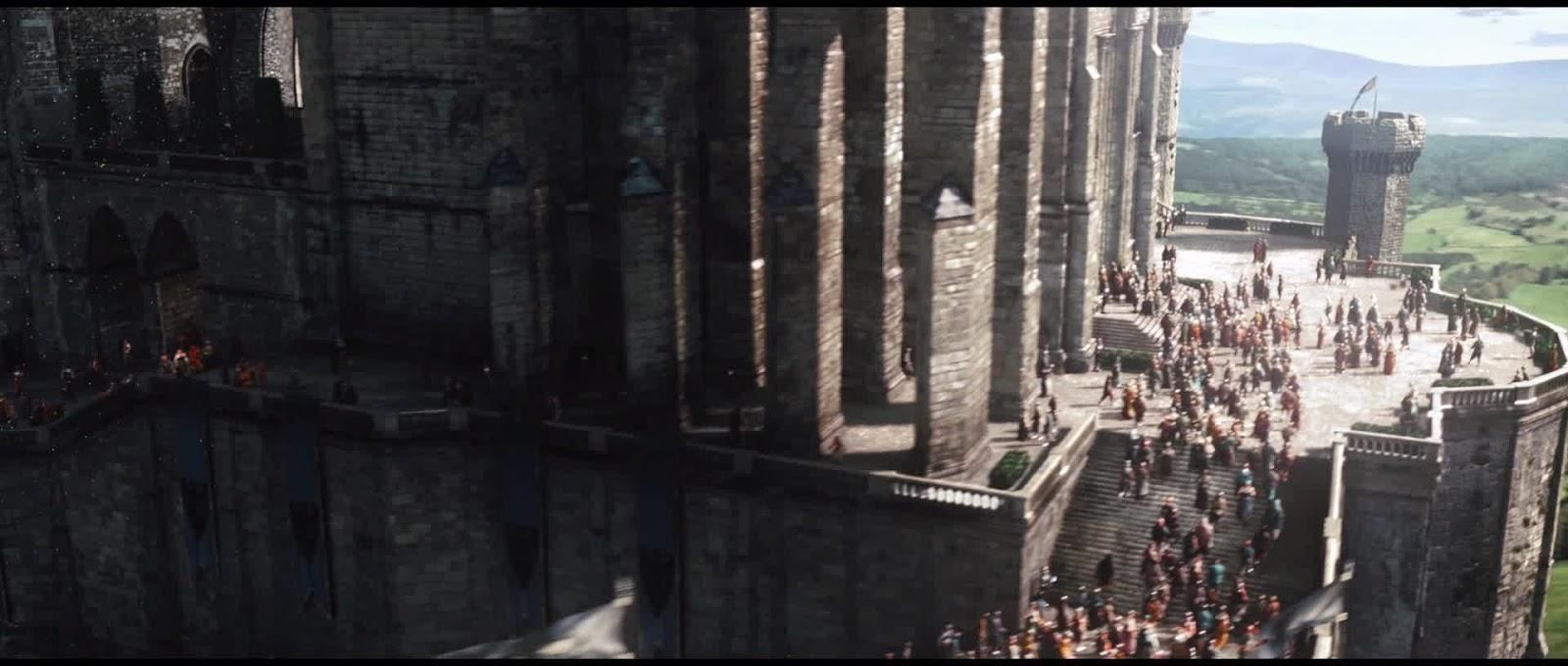 Maleficent Movie Trailer Captures