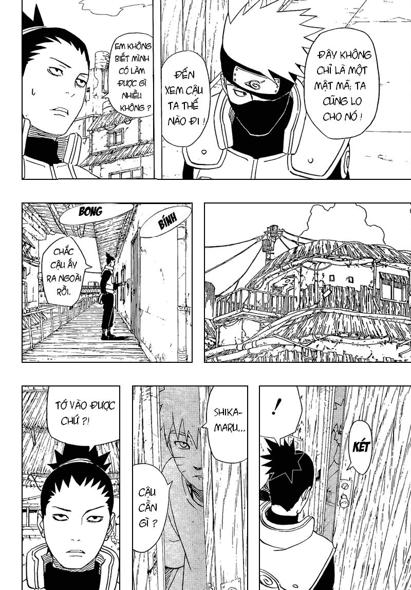 Naruto chap 406 Trang 11 - Mangak.info