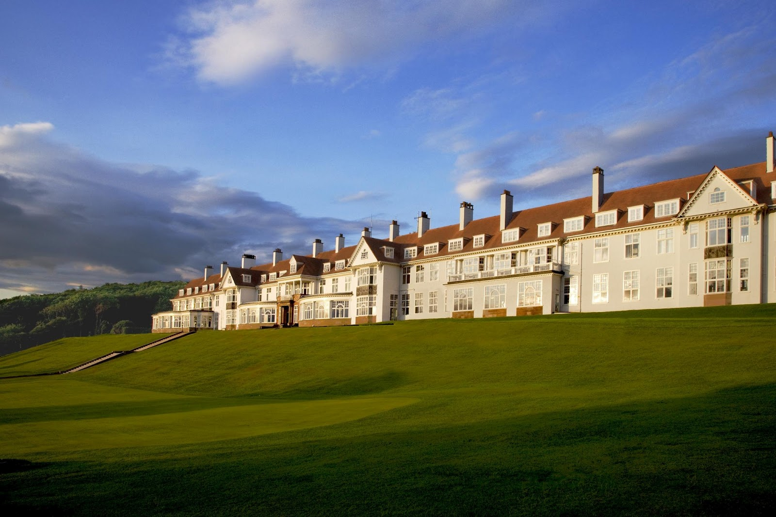 Turnberry+Hotel+sunset  Eye Awards: The World's best luxury hotels Turnberry Hotel sunset