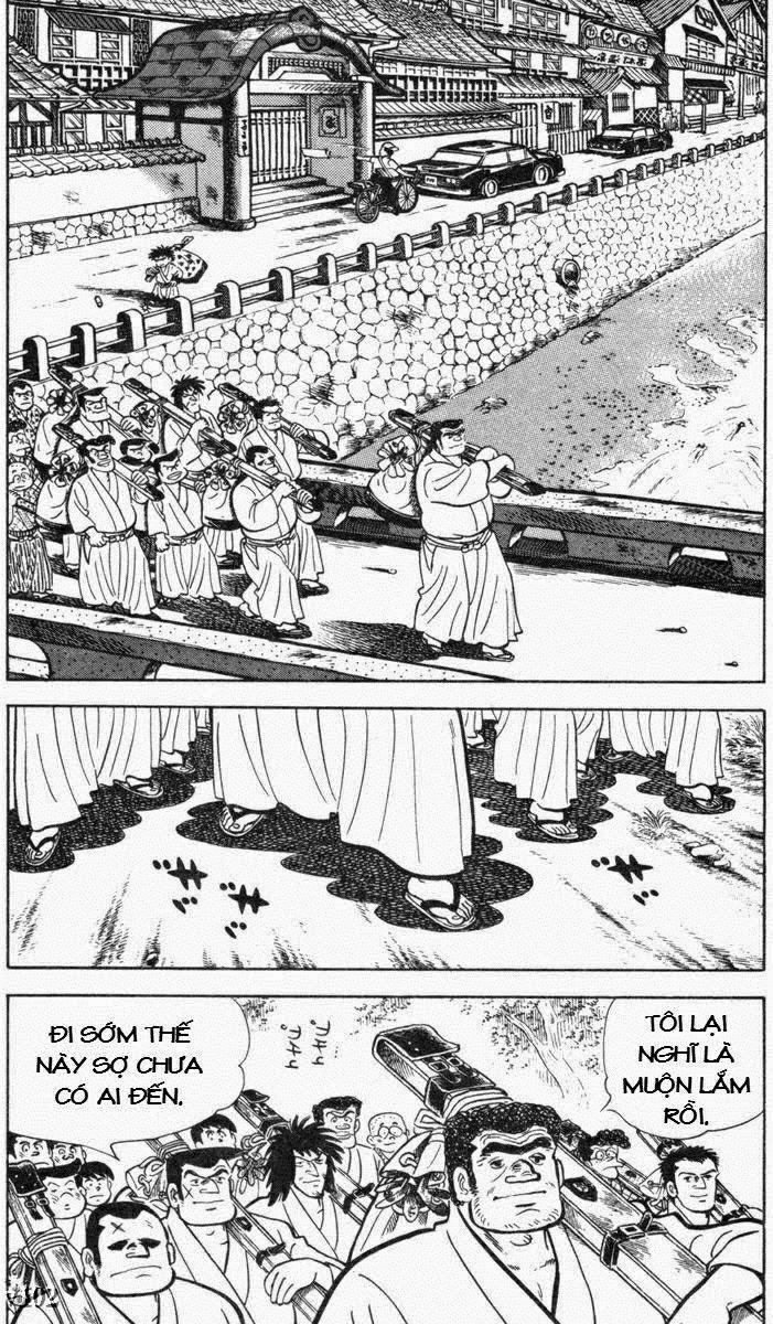 Siêu quậy Teppi chap 105 - Trang 11