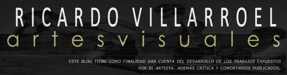 RICARDO VILLARROEL ARTES VISUALES