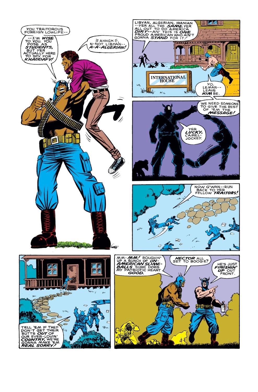 Captain America (1968) Issue #327 #256 - English 3