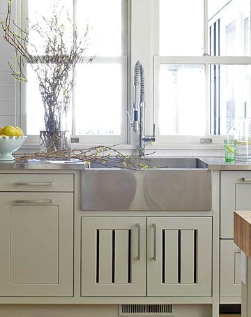 loft & cottage: some help in choosing a kitchen faucet
