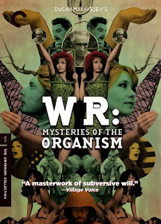 WR Mysteries of the Organism 1971