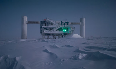 Icecube Neutrino Observatory, Antartika
