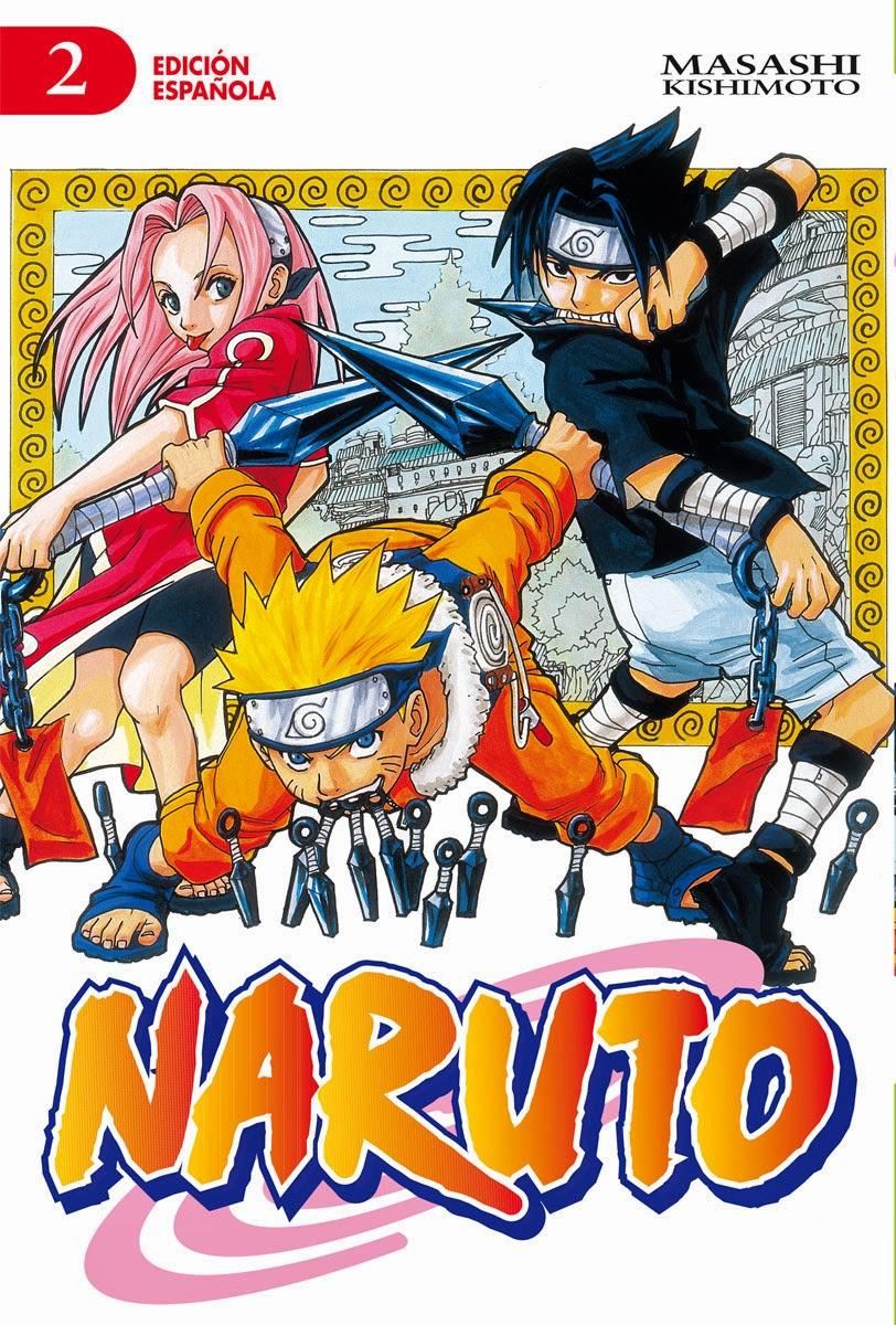 La primera prueba real para Naruto.