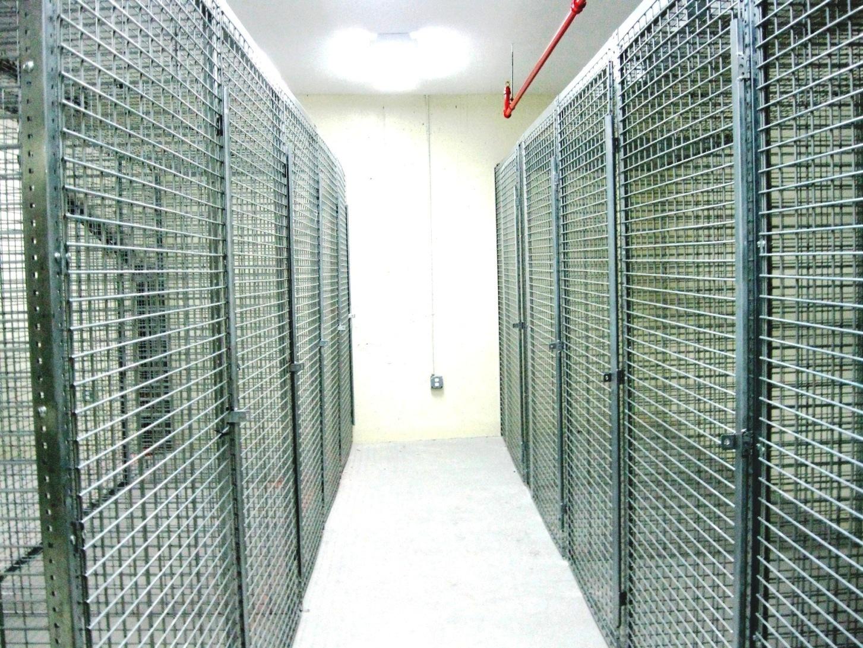 Tenant Storage Lockers Installed In North Edison NJ