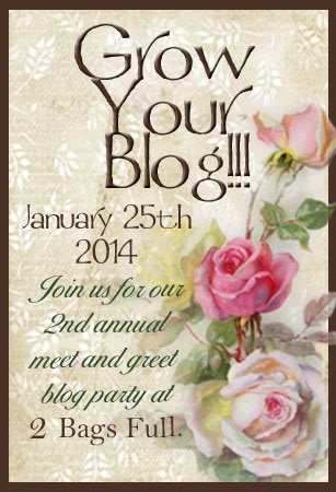 Take part in the GROW YOUR BLOG Party!