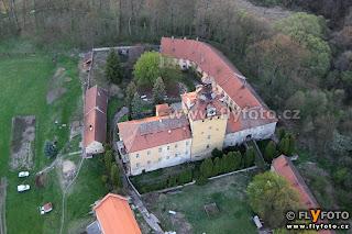 zámek Košátky