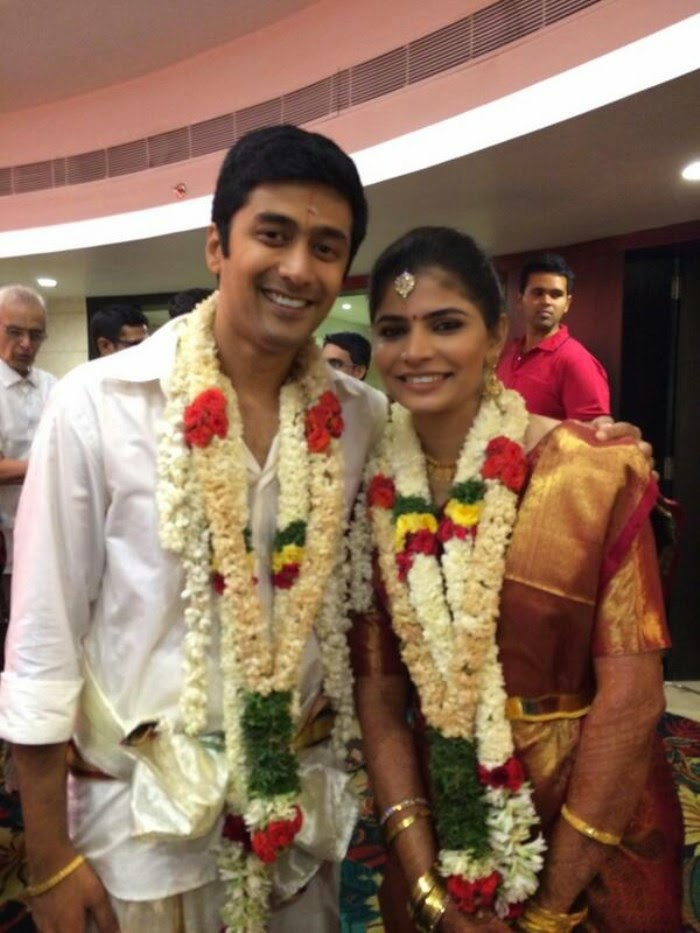 Singer Chinmayi Rahul Wedding Photos