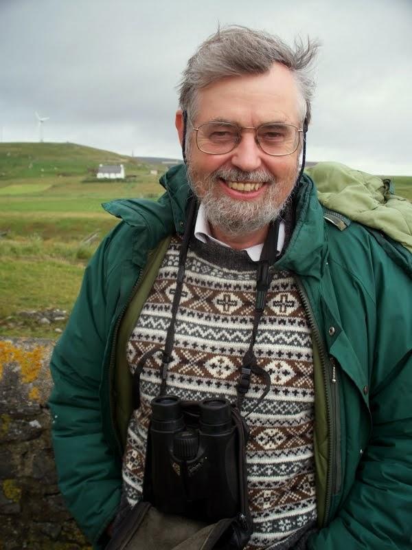 Fair Isle: Nature of Scotland Award Winner! Nick Riddiford & Fair ...