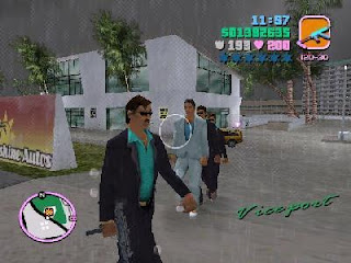 GTA Vice City Bodyguard Free Download Full Version