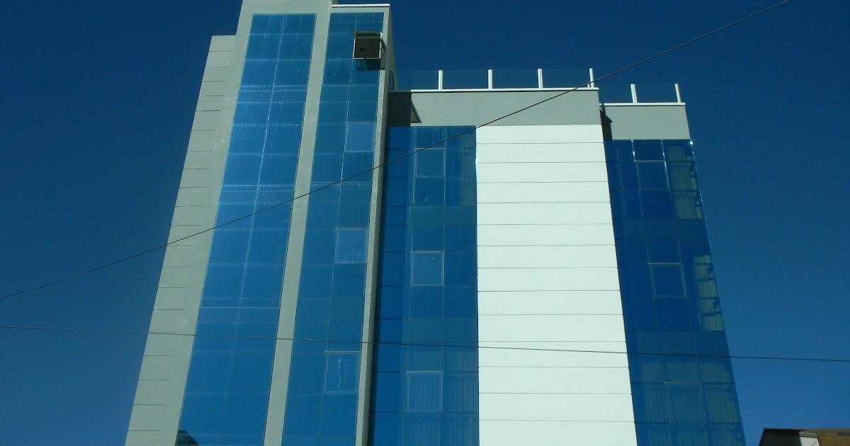 Fachadas de vidrio alvitec aluminio vidrio y - Fachadas de cristal ...