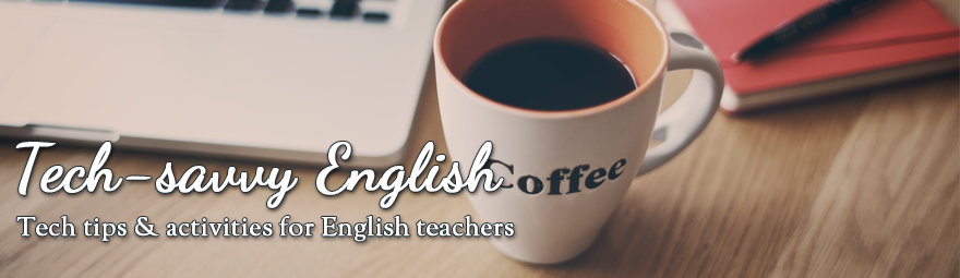 Tech-savvy English