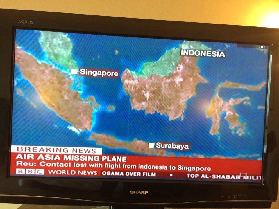 Pesawat Air Asia Indonesia Pesawat Airbus Air Asia