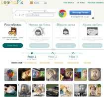 Fotomontajes online gratis Loonapix fotomontajes en línea