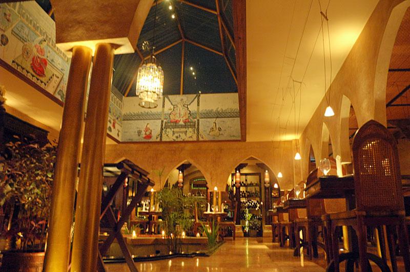 Kinara Indian Restaurant, Jakarta