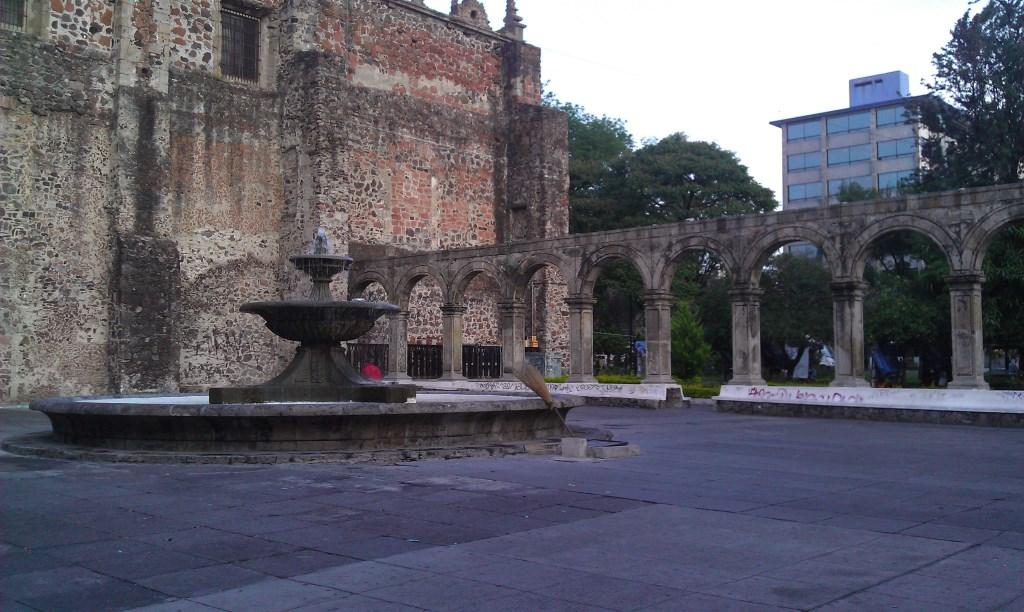 Guadalajara de hoy jardin de san francisco for Jardin japones hagiwara de san francisco