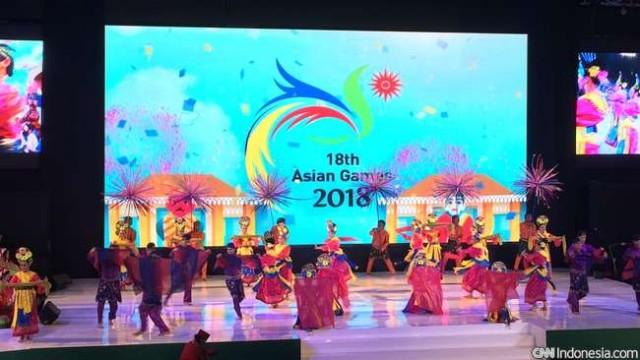 Burung Cenderawasih Jadi Logo Resmi Asian Games 2018