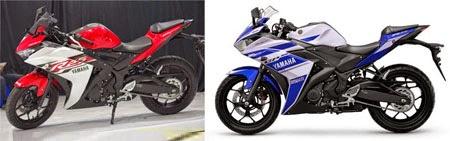 Teknologi Sasis Yamaha R25