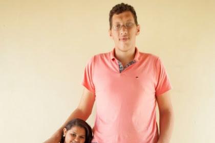 Pria Raksasa Dari Brazil Akhirnya Temukan Gadis Idaman