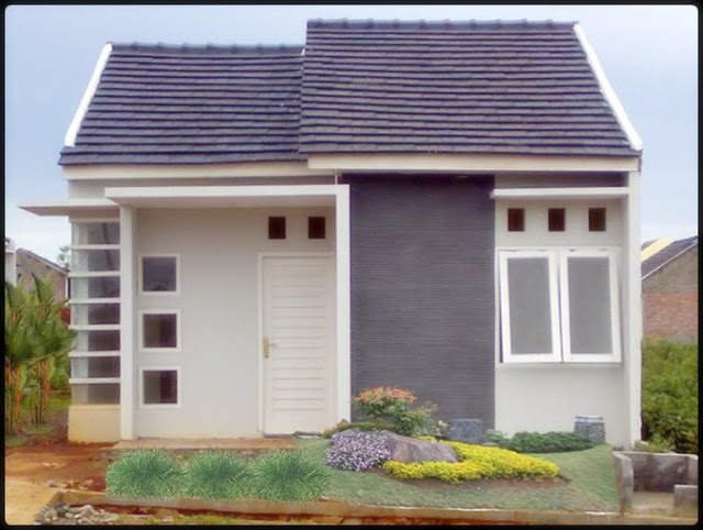 info gambar contoh rumah minimalis type 36