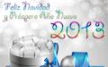 Postales con mensajes para Navidad y Año Nuevo 2013
