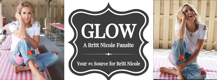 Glow: A Britt Nicole Fan Site