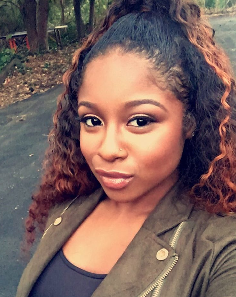 Rhymes With Snitch | Celebrity and Entertainment News ... Reginae Carter